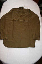 US ARMY WOOL SHIRT WW2 REPRO