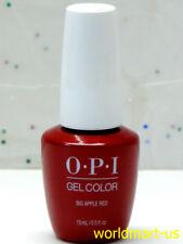 OPI Gel Color Soak Off Nail Polish GC N25- Big Apple Red