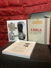 Amiga RF modulator Connects TV televisions Switch Box Cable Boxed Set New A3