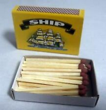 5 Boxes of SHIP Safety Matches Genuine SHIP