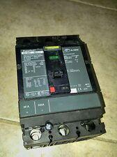 NEW HGL36030 3 POLE 30A 600VMOLDED CASE POWERPACT BREAKER