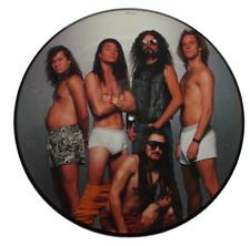 "FAITH NO MORE - 4 TRACK - 12"" Vinyl Picture Disc Record"
