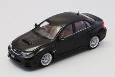 EBBRO 44399 1:43 Subaru Impreza WRX STI 4-door A-line Black model cars