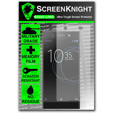 ScreenKnight Sony Xperia XA1 Ultra SCREEN PROTECTOR - Military Shield