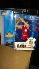 McFarlane NBA Hardwood Classic Series 1 BILL WALTON Trail Blazers Red Jersey MIP