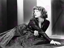 Movie Film Hollywood Actress Katherine Hepburn Black Dress Canvas Art Print