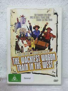 Bob Denver WACKIEST WAGON TRAIN IN THE WEST DVD Gilligan's Island F-TROOP - NEW