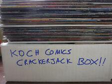 Kochcomics' Crackerjack Box Up to 50 Comics! Marvel, DC, Indies! GrabBag Lot!