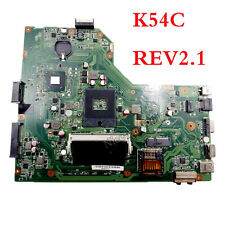 For Asus K54C X54C Motherboard Intel Mainboard 60-N9TMB1100 REV2.1 4GB USA Stock