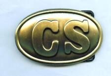 Gürtelschnalle CS Buckle CSA Rebel Südstaaten Konföderierte