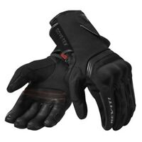 Guanti moto Rev'it Fusion 2 goretex nero L black gloves invernali