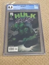 Hulk Smash 1 CGC 8.5 White Pages  (Classic 1st Issue Cover!!)