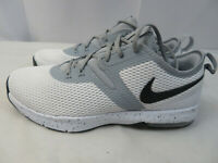 Nike Air Max Typha 2 Cross Training Men's Size 9.5 Shoes White Gray AO3020-100