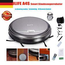 ILIFE A4S Smart Saugroboter Vakuum Staubsauger Reinigung Roboter Vollautomatisch