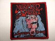 MORBID SAINT  SPECTRUM OF DEATH   WOVEN  PATCH