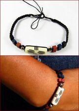 Herrenschmuck Armband Armbänder Surfer Holz Hippie Damen Ibiza NEU