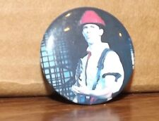 Vintage 80's Devo Pinback Button Badge Pin Synth Punk New Wave US Made