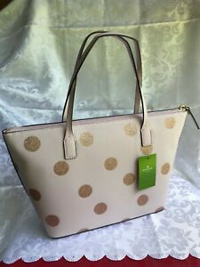 Kate Spade women bag,light rose,with sparkle,new