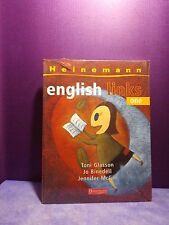 Heinemann English Links One - Textbook & CD - NEW SEALED - Toni Glasson