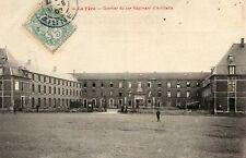 Carte LA FERE Quartier du 29 ème Régiment d'Artillerie