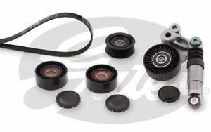 GATES Kit de courroies d'accessoire pour AUDI A5 Q5 A4 A6 K066PK2500