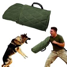 Army Green Dog Bite Sleeve Arm Training For Young Working Dogs German Shepherd