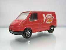 Diecast Matchbox Ford Transit Vinnie Red Good Condition