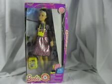 Barbie Pink Passport Doll - Travel Set Fny29 (Toys R Us)