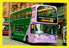 Bus Photo ~ Nottingham 736: YN04UJS: Scania East Lancs Omnidekka - 25B Mapperley