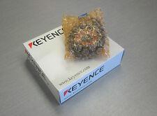 Keyence CA-DRR4F red LED ring light machine vision