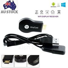 AnyCast Miracast Wireless 1080P M2 Plus WIFI HDMI display Dongle DLNA TV Airplay