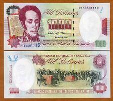 Venezuela, 1000 (1,000) Bolivares, 1998, P-76 (76d), UNC