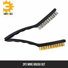 Built Well | 2PC Wire Brush Set