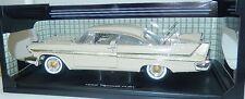 "Motor Max - American Classic Die-Cast Car- 1958 Plymouth ""FURY"""