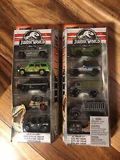 MATCHBOX JURASSIC WORLD JEEP - Hummer - Mercedes - Polaris