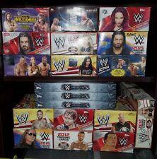 HUGE Lot of 200 WWE Wrestling Cards Refractors SP Bliss Rollins Bayley Tye Dean