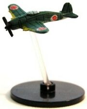 Axis & Allies miniatures 1x x1 Kawanishi N1K-J Counter Offensive 1941-1943 NM wi