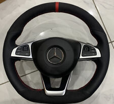 MERCEDES-BENZ E-Class W212 W213 Multifunction Steering Wheel With SRS 2017 AMG