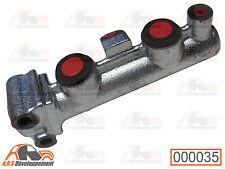 MAITRE CYLINDRE frein LOCKHEED double 8x125 pour Citroen 2CV DYANE MEHARI  -035-