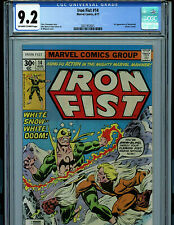Iron Fist #14 Marvel Comics CGC 9.2 NM- 1975 First Sabretooth K22