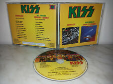 CD KISS - ANIMALIZE - ACE FREHLEY COMET - RUSSIA