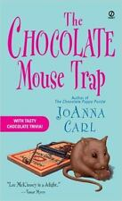 The Chocolate Mouse Trap 5 by JoAnna Carl (2005, Paperback) Cozy Mystery