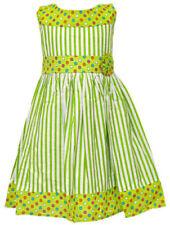 Robes sans manches en 100% coton 7 - 8 ans pour fille de 2 à 16 ans