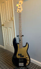 Fender Precision Bass Special Deluxe Active P Bass MIM and Fender Hard Case