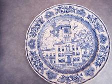 Yale University 1931 series Wedgwood Sheffield Hall 1859-1931 10 1/2 Plate
