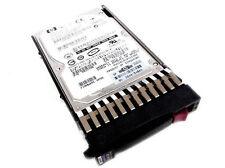"HP 2.5"" 146GB 10K SAS (459512-002) 375863-010 DG146BAAJB 0B22390 W/ TRAY HDD"