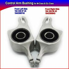 New Control Arms Bushings Suspension Lower LH+RH For Mercedes W164 GL ML SET 2