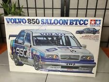 TAMIYA 1/24 VOLVO 850 Saloon BTCC #24168 RARE SCALE Model 1995 Factory Sealed