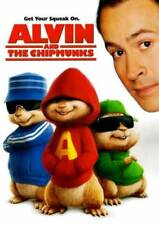ALVIN and THE CHIPMUNKS NEW & SEALED REGION 4