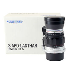 [Mint] Voigtlander  S APO-LANTHAR 85mm F3.5 Lens For Nikon S mount